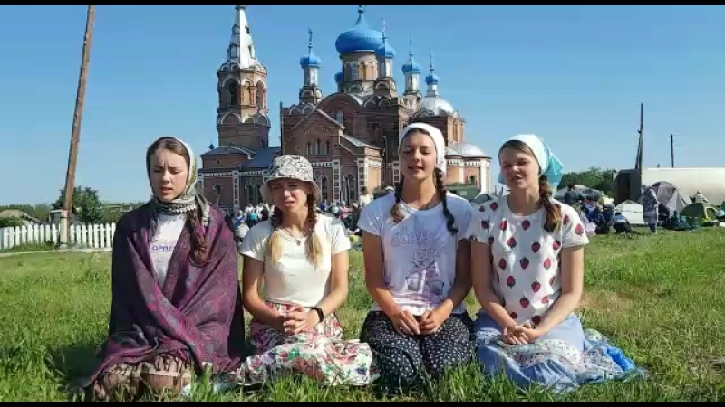Крестный ход Коробейниково 2018