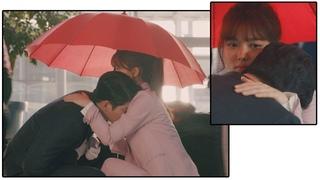 안심시키는 김유정(Kim You-jung) 품에 기댄 윤균상(Yun Kyun Sang) (윽 내 심장..) 일단 뜨겁게 청소&#54