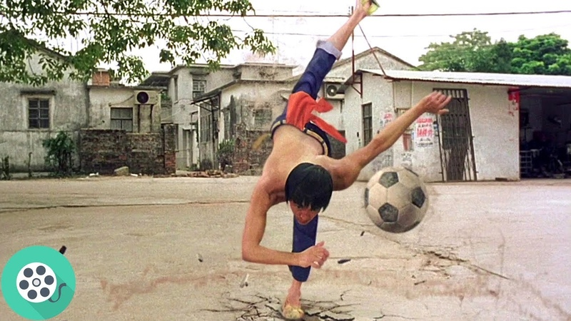 Я пришёл не драться, а играть в футбол. Убойный футбол (2001) год