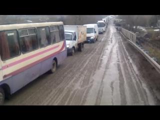 Дорога Никополь-Херсон