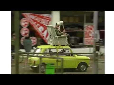 Classic Mr Bean The Best Bits | 4 Hour Loop | Mr Bean Official
