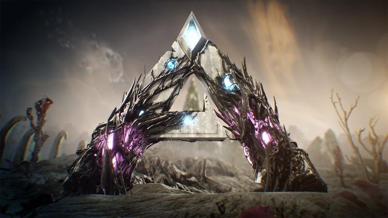 ARK: Extinction Announcement Trailer!