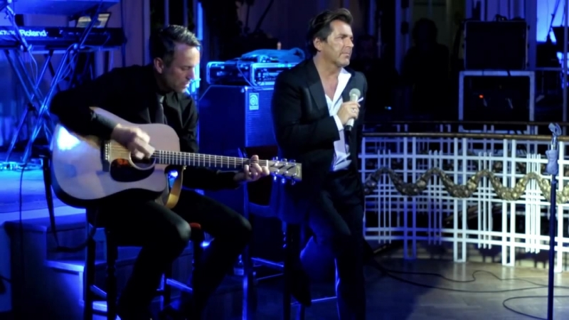23.05.2014 Thomas Anders in Saint Petersburg. Give Me Peace On Earth