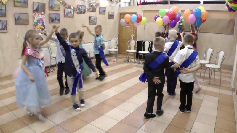 Дошкольный вальс (Выпускной 2018 в детском центре Ручеёк)