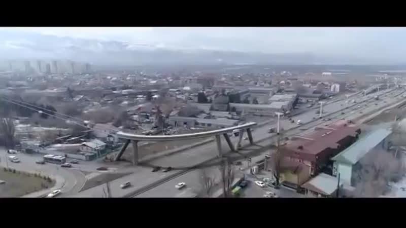 SkyWay в Казахстане