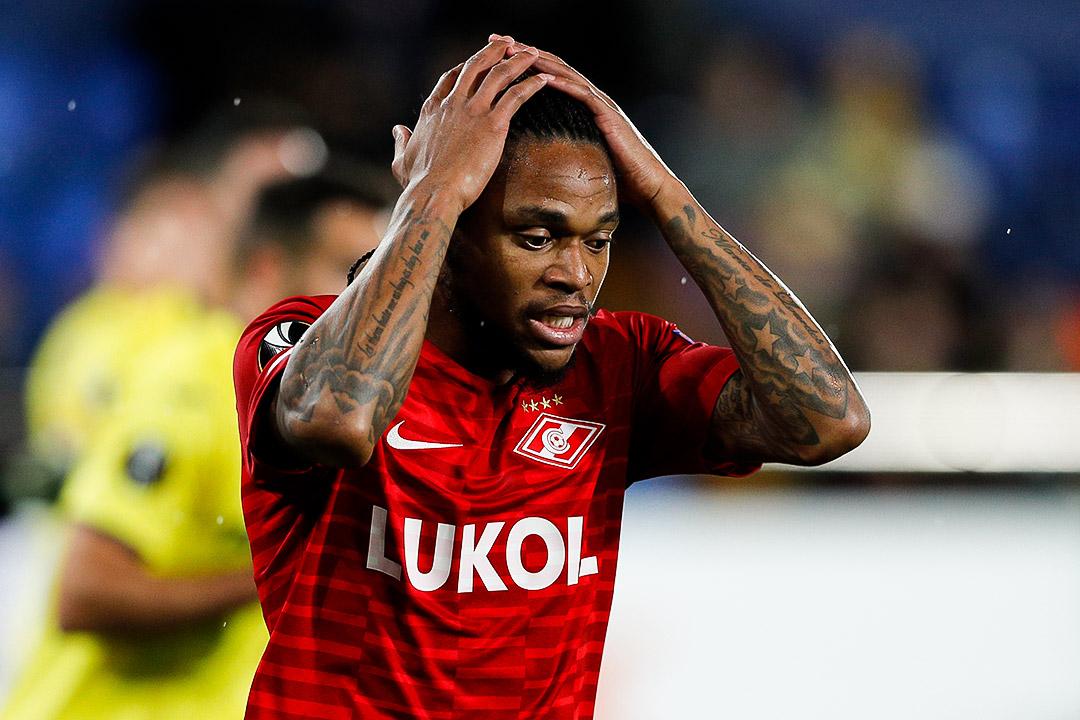 «Спартак» проиграл «Вильярреалу» и не вышел в плей-офф Лиги Европы (Видео)