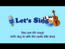 Can you swim Can you skate (Sports) - English song for Kids - Lets sing