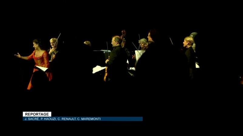 Palais Princier Cécilia Bartoli et les Musiciens du Prince