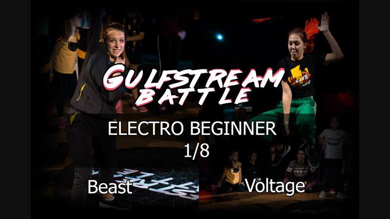 Voltage vs Beast 18 Electro beginners