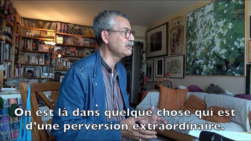 Antisémitisme trois questions à Dominique Vidal