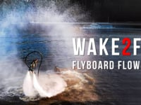 Wake2Fly - The Champ (Flyboard Flow Fail)