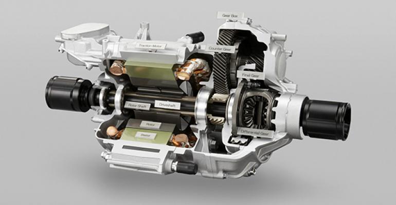 Электрический двигатель - Электродвигатель