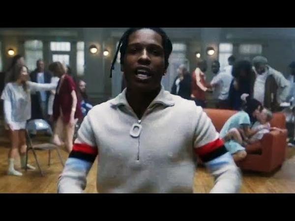 A$AP Rocky - Crazy Brazy Ft. A$AP Twelvyy KEY!