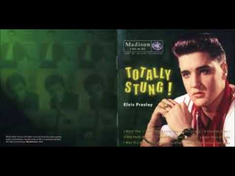 ELVIS *TOTALLY STUNG!
