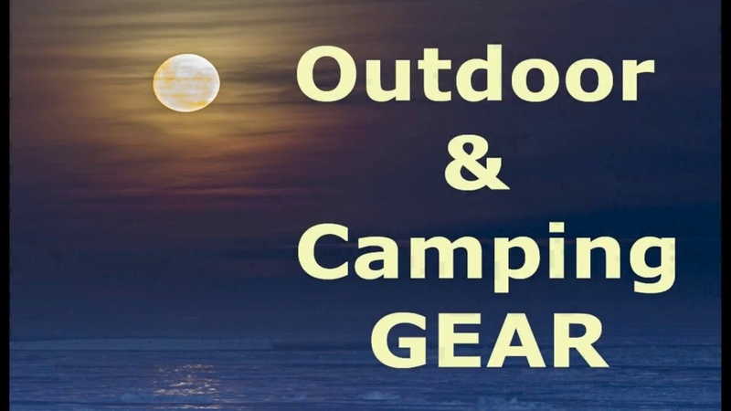 Camping Outdoor Gear 2019