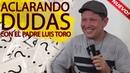 ACLARANDO DUDAS CON EL PADRE LUIS TORO desde el Polideportivo Colombia