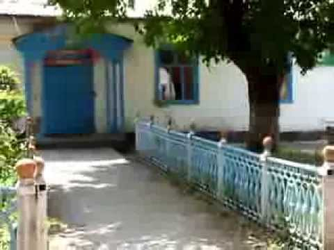 с. Октябрьское, Кыргызстан. Июль 2013 г.
