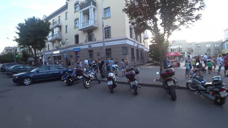 Арт маидан Кривой Рог 19.08.18