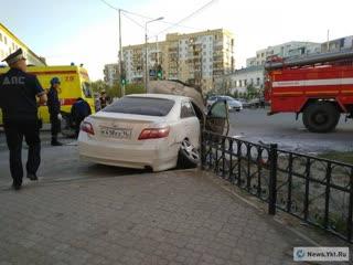 ДТП, унесшее жизнь молодого мужчины, произошло 8 июня 2018 года на перекрестке Кирова — Горького