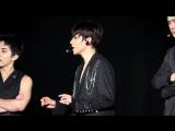 [4K] 180713 엑소 EXO ElyXiOn DOT in Seoul - Ment - Baekhyun 백현 Focus 직캠