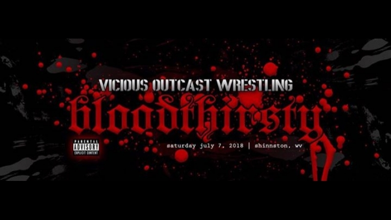 VOW Bloodthirsty 2018 (2018.07.07)