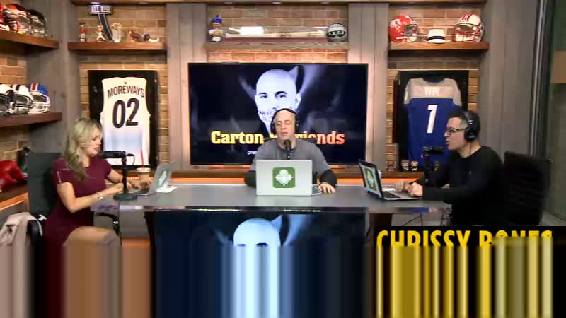 Carton and Friends, EP 128: NFL Week 6 Reaction, ALCS Tied, Mitch Albom!