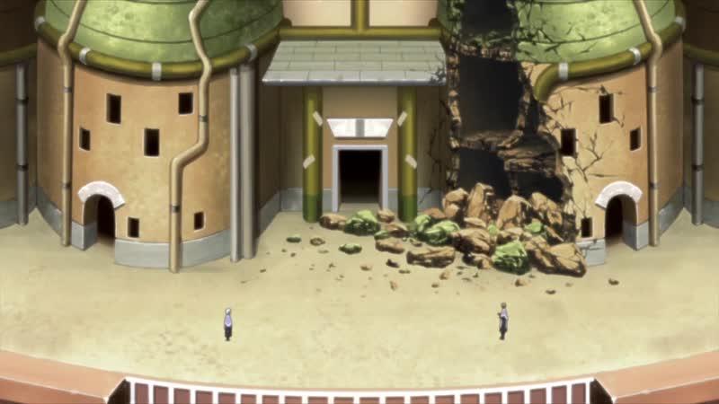 Боруто 90 серия Мицуки и Сэкиэй «Мицуки то Сэкиэй» Озвучка Rain Death