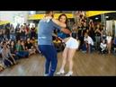 Великолепный Задорный Танец Встречайте Супер брутальный Кукью и Супер красотка Марсела
