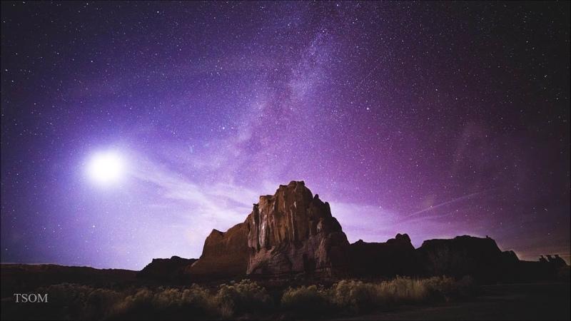 Most Beautiful Uplifting Music Stargazing by Atis Freivalds