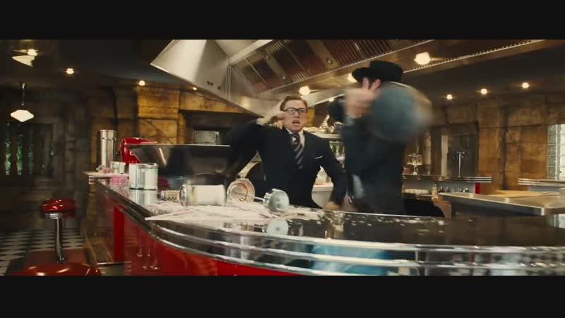 Eobard Thawne Эггси и Гарри против агента Виски ► Kingsman Золотое кольцо