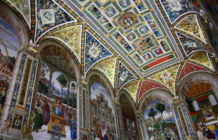 ExLnnAxGzig Сиена. Собор Санта-Мария-Ассунта (Duomo, Cathedral Santa Maria Assunta)
