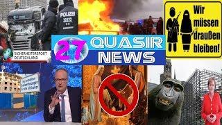 Über Berliner Verhältnisse diverse Tote Propaganda Satire Blutwurst Gate Islam Toleranz uvm