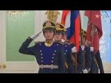 В Москве прошла присяга кадетов подшефных классов ассоциации ветеранов «Альфа»