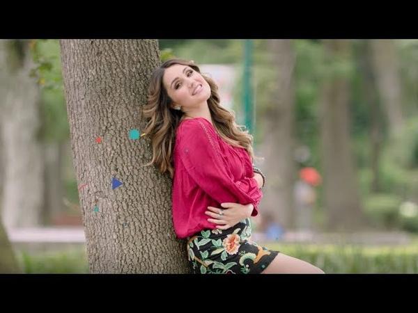 ¡Dulce María interpreta 'Borrón y cuenta nueva', entrada de MuyPadresTV!
