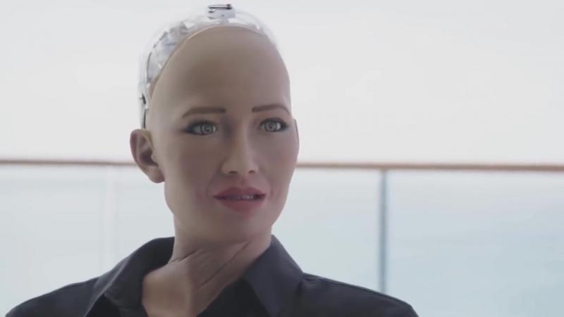 Уилл Смит на свидании с Роботом