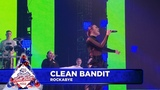 Clean Bandit - 'Rockabye' (Live at Capital's Jingle Bell Ball)