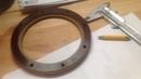 Фланцевое соединение трубы с еврокубом