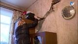 Жильцы Нехинской, 16 в панике: в доме рушится несущая стена