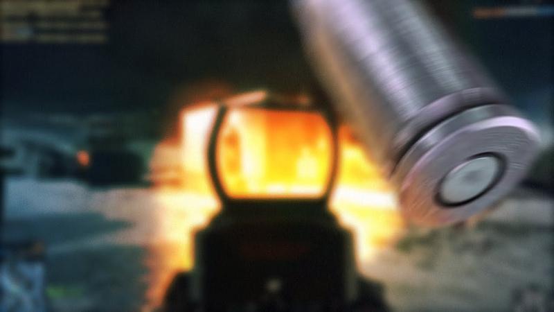 Battlefield 4 - Slow Motion SFX