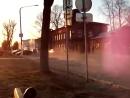 Гонки рядом с Администрацией Костромской области. ул. Дзержинского