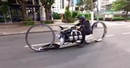 Be My Valentine: Hubless Bike With 300hp Rolls-Royce Aircraft Engine - Fucking Youth · coub, коуб