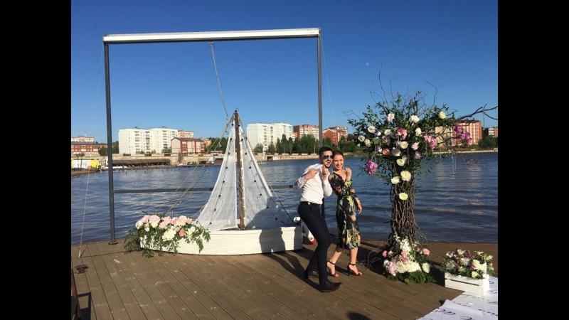 свадьба Руслан и Катя ХРАМОВЫ