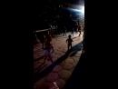 Детская дискотека в парке