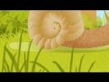 Мультик про улитку - познавательный мультфильм для малышей