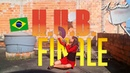 H.U.B. - FINALE (피날레) [Brazil Dance Cover by A.Smile]