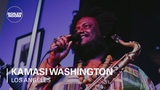 Kamasi Washington Heaven and Earth Album Release Party Boiler Room Los Angeles