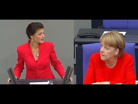 ✔ Скандал в парламенте Германии Вы забыли кем был сожжен Берлин