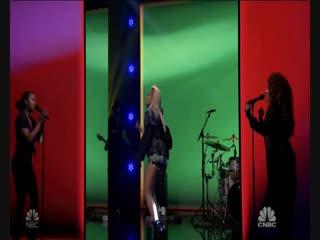 Rita Ora - Let You Love Me (The Tonight Show Starring Jimmy Fallon - 2019-01-16)