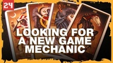 Why Tarot Cards are Useful for Game Developers Chatting with Tarot Coach Vadim Bezdelov.
