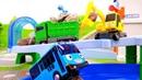 Spielzeug Videos für Kinder Die Abenteuer von Tayo dem Bus